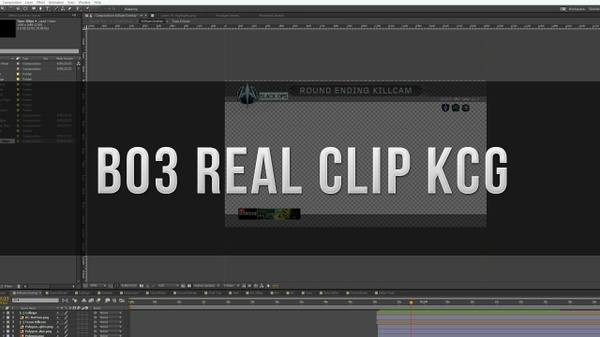Bo3 Killcam Generator and Overlay for Real Clips