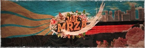 'JADE MRZA' - PSD File