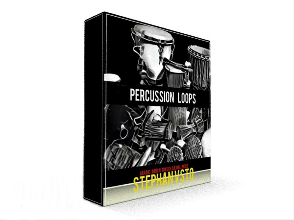 Percussion Loops Free Pack
