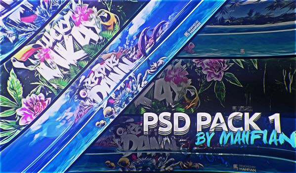 PSD Pack 1