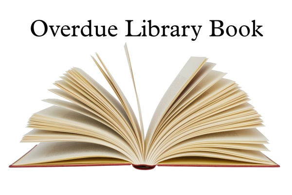 """""""Overdue Library Book"""" (lead sheet)"""