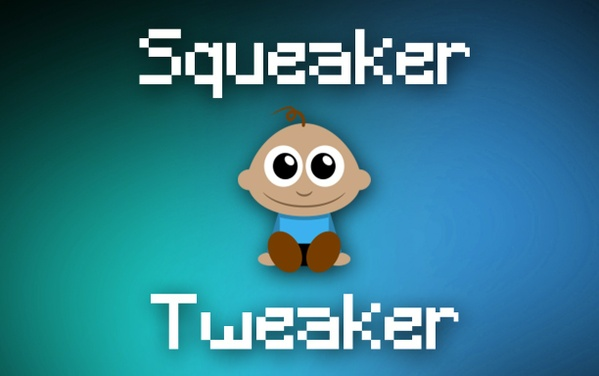 Squeaker Tweaker v1.0 (Tweaks Internet and Fixes render lagg all games)