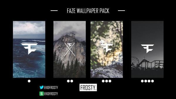 FaZe Wallpaper Pack