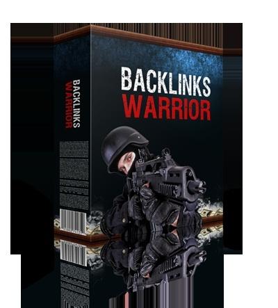 Backlinks Warrior - Software