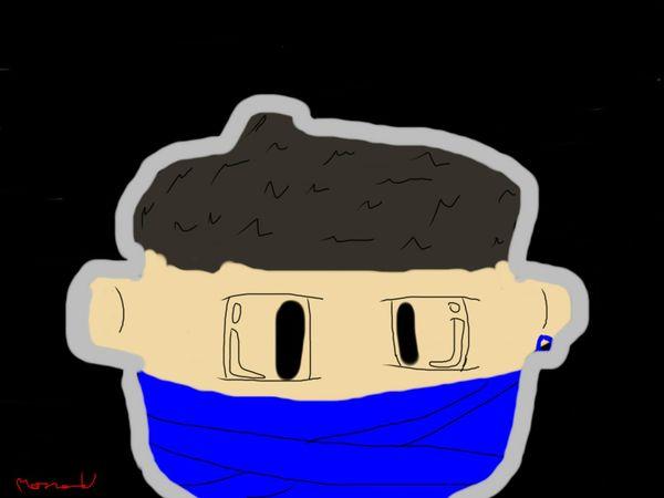 Minecraft draw head