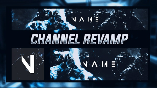 FREE Channel Revamp Template