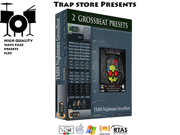 Trap Store Presents - 808 Mafia Gross Beat [Presets Bank]