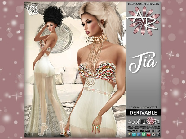 JIA GOWN - EXCLUSIVE FREEBIE! IMVU