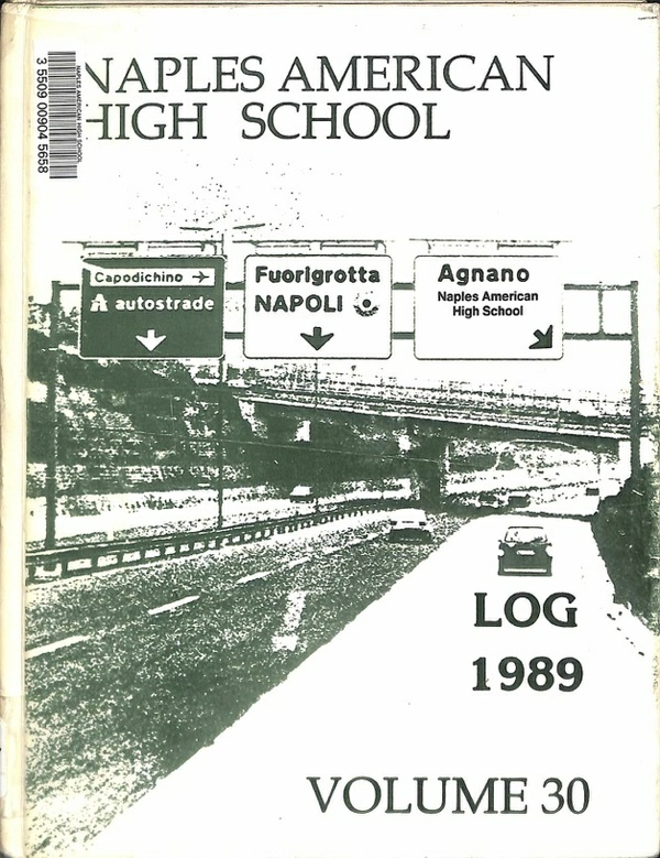 Naples American High School Log 1989