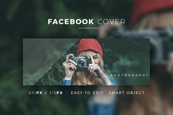 Creative Facebook Cover V6