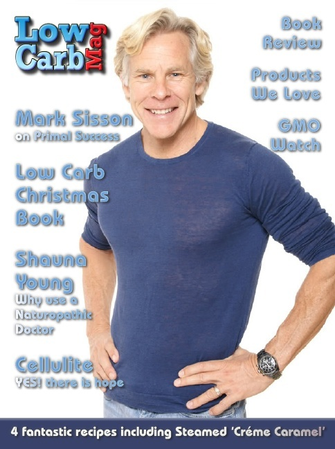 Low Carb Mag December 2014 - The Worlds Most Loved Low Carb Magazine