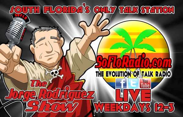 The Jorge Rodriguez Show 6-26-15