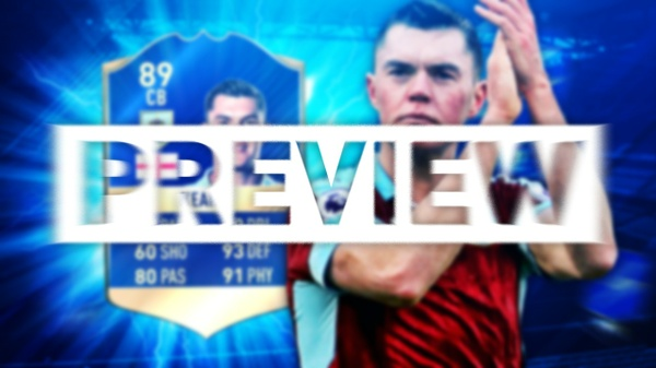 FIFA 17 TOTS KEANE THUMBNAIL TEMPLATE