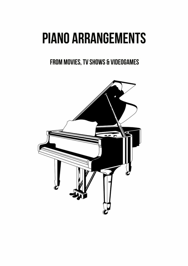 PIANO ARRANGEMENTS
