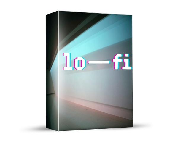 Lo-Fi Drum Kit