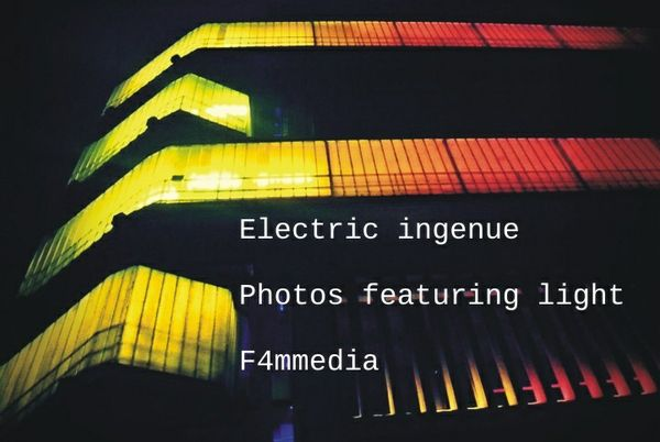 electric ingenue