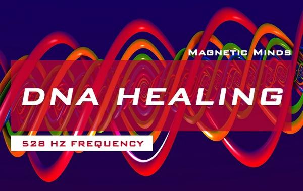 528 Hz - Repairs DNA & Creates Positive Transformation - Solfeggio Healing Music
