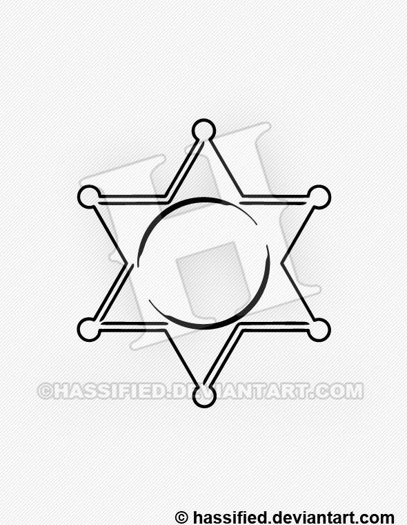 Shreiff Badge 3