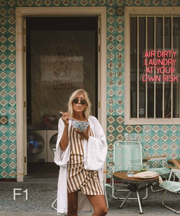 Doyoutravel x Gypsealust Fashion Collection Lightroom Presets