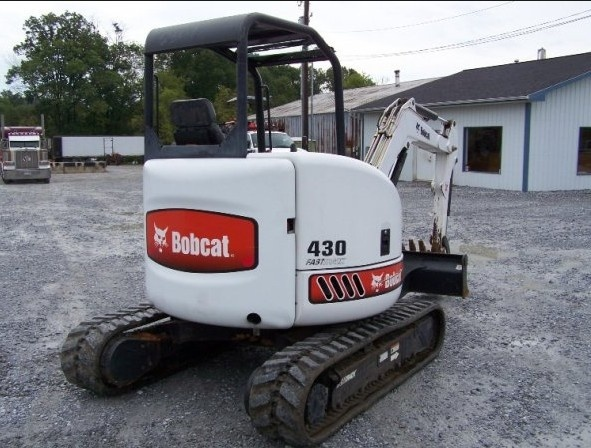 Bobcat 430 Compact Excavator Service Repair Workshop Manual DOWNLOAD (S/N 562511001 & Above...)
