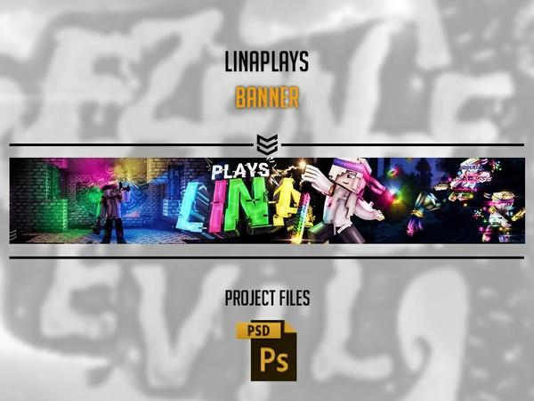 Minecraft Banner Files - LinaPlays