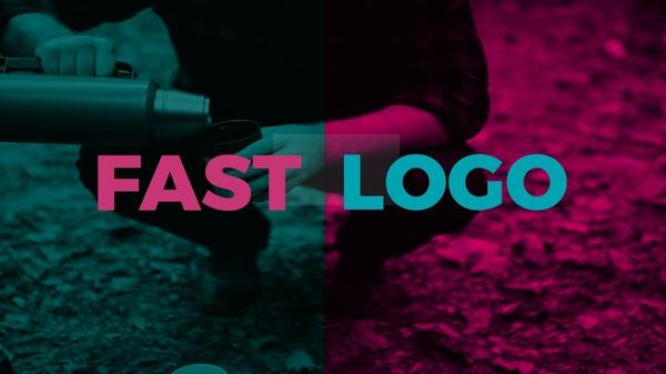Template Fast Logo Intro Slideshow sony vegas 12 13 14 (4k)