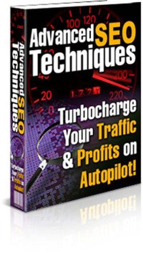 Advanced SEO Techniques PDF eBook