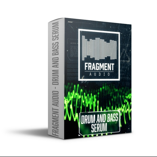 Drum And Bass Serum (Full Bundle)