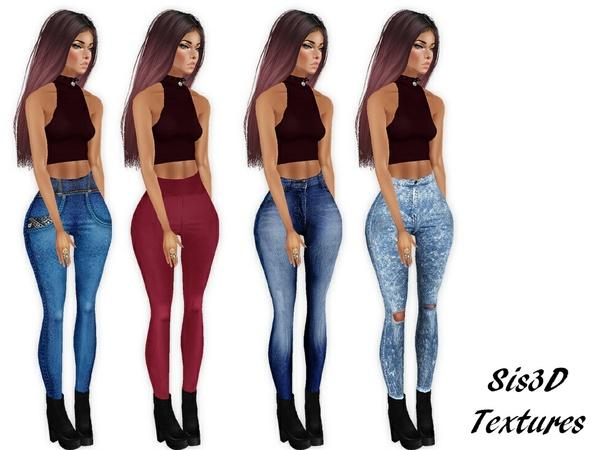 IMVU Texture - Sis3d Bottoms v2