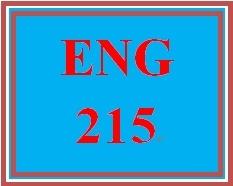ENG 215 Week 1 Critical Argument Analysis Essay