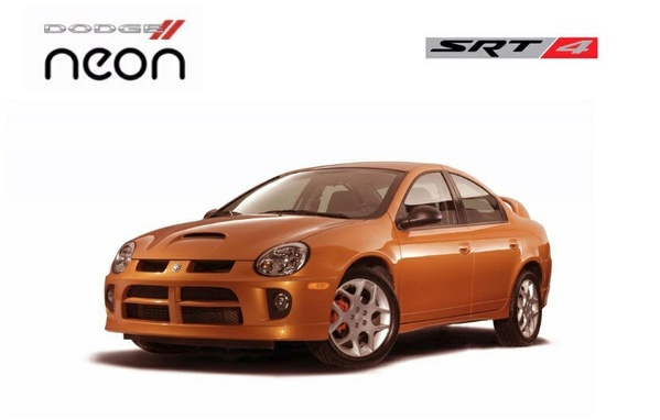 Dodge Neon SRT4 Factory Service Manual