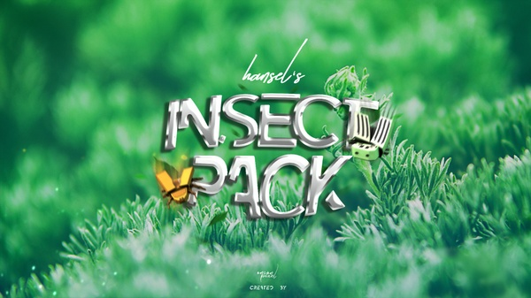 Hansel's Insect Pack » Rig Pack