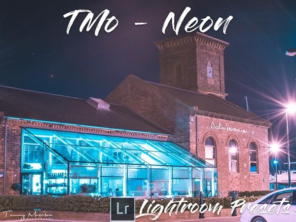 TMo Neon - Lightroom Preset Pack