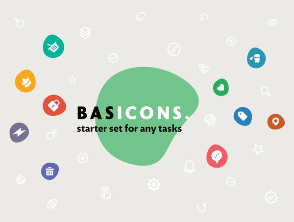 Basic — 500 Line and Solid Icons
