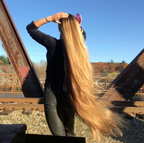 VIDEO - Railroad Rapunzel