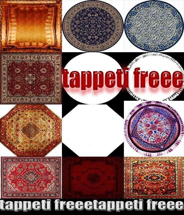 tappeti free