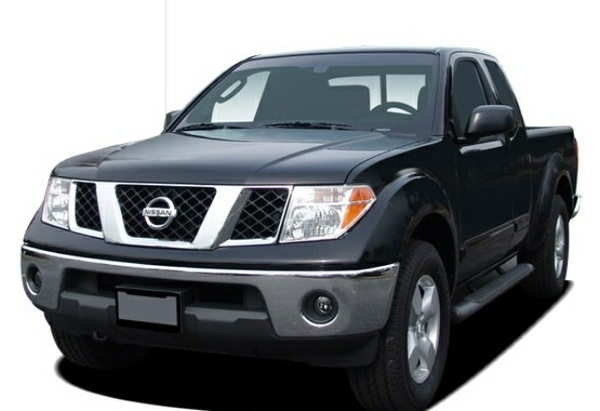 Nissan Frontier 2007 Repair Manual