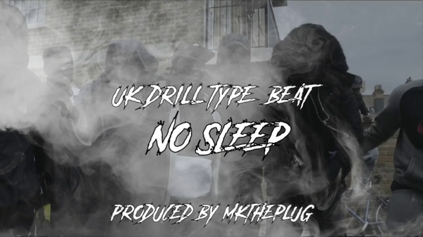 '' NO SLEEP '' - INSTRUMENTAL - [ LEASE ]
