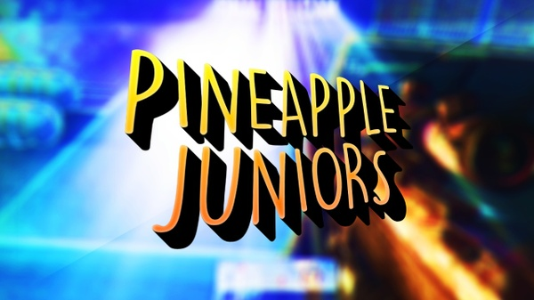 """Pineapple Juniors"" by Myth Blackout"