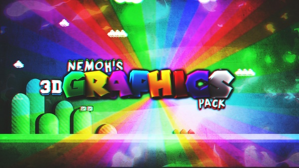 Nemoh's 3D Graphics Pack