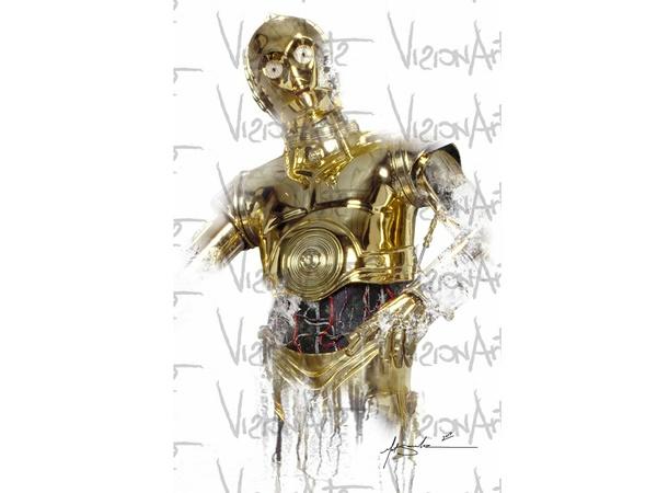 C3PO Poster Art