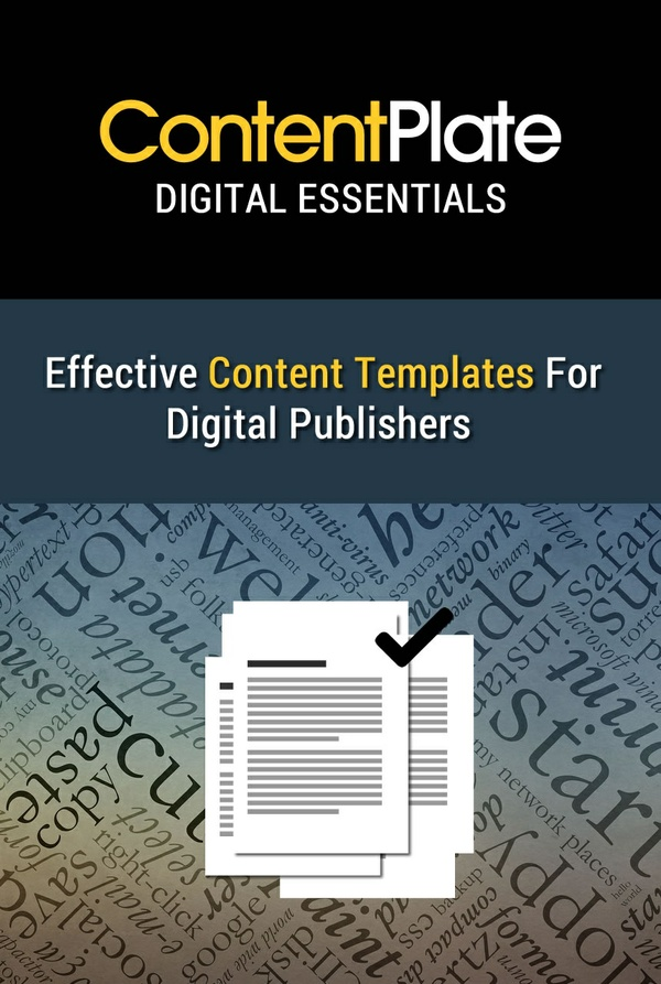 ContentPlate  - Write Hundreds of Quality Blog Posts in Minutes. For Digital Publishers.