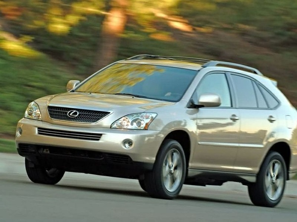 2006 LEXUS RX 400h RX400h Serivce Repair Manual and Electrical Wiring Diagram Download