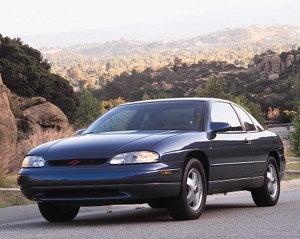 Chevrolet Monte Carlo 1995 to 1999 Service Workshop Repair Manual