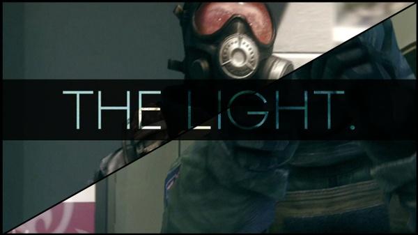 """the light."" Colour Correction"