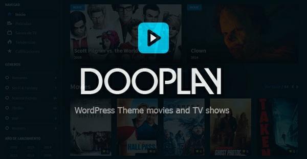 DooPlay v1.0.3 WordPress Theme