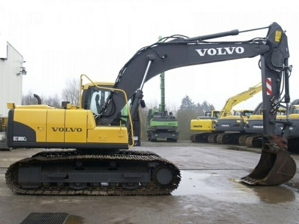 VOLVO EC180C L EC180CL EXCAVATOR SERVICE REPAIR MANUAL - DOWNLOAD
