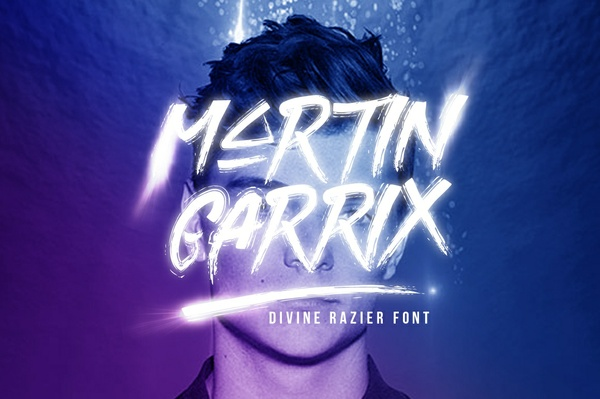 Divine Razier Font