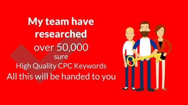 52,000 High CPC Keywords Increase Adsense Revenue