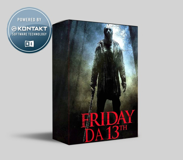 FRIDAY DA 13TH KONTAKT LIBRARY